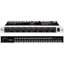 HA8000 AMPLI AUDIFONOS BHERINGER