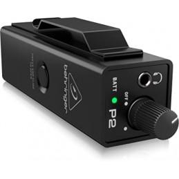 p2 bheringer amplificador de audifono