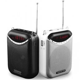 E190 AMPLIFICADOR DIJITAL USB FM NEGRO