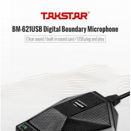 BM621USB MICROFONO CONDENSADOR TAKSTAR ESTUDIO