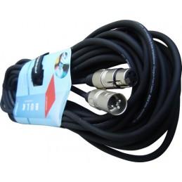 BULK250LU6 EXT PROEL XLR 6 MTS CABLE XLR