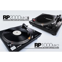 MK1000MK2 RELOOP TORNAMESA DJ