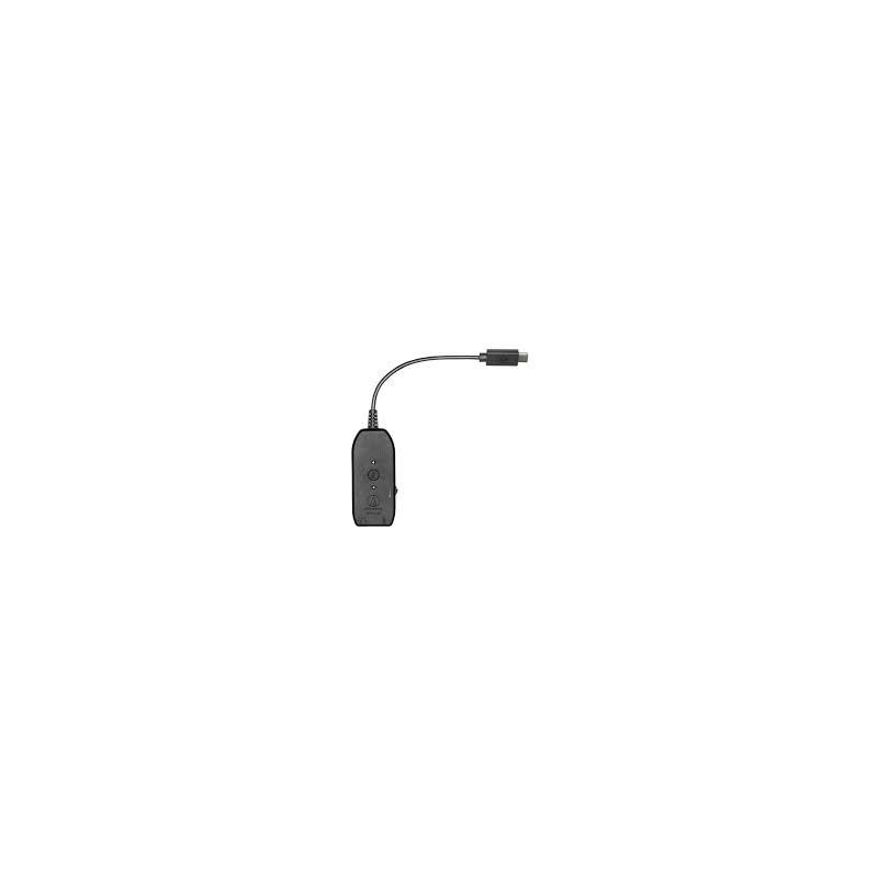 ATR2X-USB ADAPTADOR USB-C INTERFAZ INTERFACE ESTUDIO CELULAR