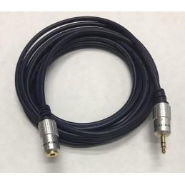 MC2252F7 EXTENSION AUDIFONO MACHO HEMBRA 3,5MM 7,5MTS