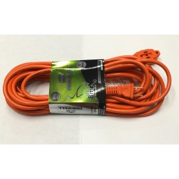 EXTENSION ELECTRICA NARANJA 8 MTRS