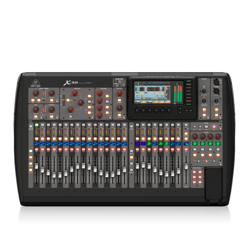 X32 CONSOLA DIGITAL BEHRINGER MIXER