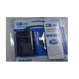 H165 HUB USB X4 ENTRADAS