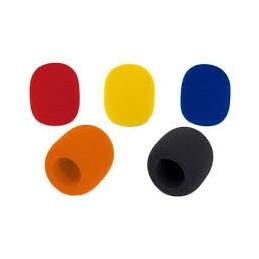 espuma colores para microfono
