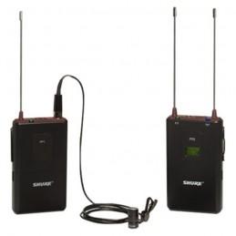 Micrófono SHURE SOLAPA INALMBRICO CAMARA